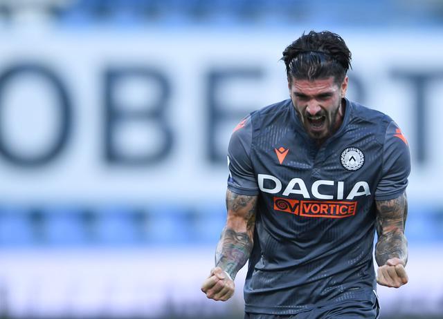 Rodrigo De Paul (ph. Twitter Udinese Calcio Official)