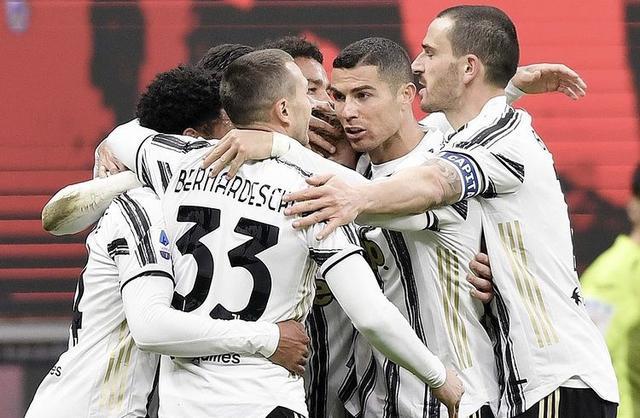 La Juventus piega il Milan 3-1 a San Siro (Profilo social Juventus)