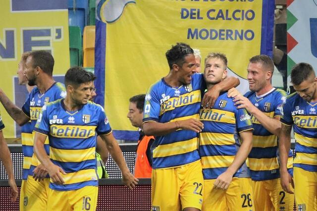 Frosinone-Parma streaming (ph Labaroviola)