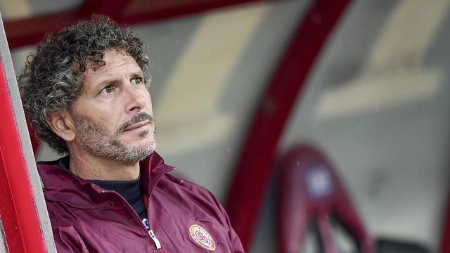 Dal Canto, allenatore Livorno (Ph. Il Tirreno)