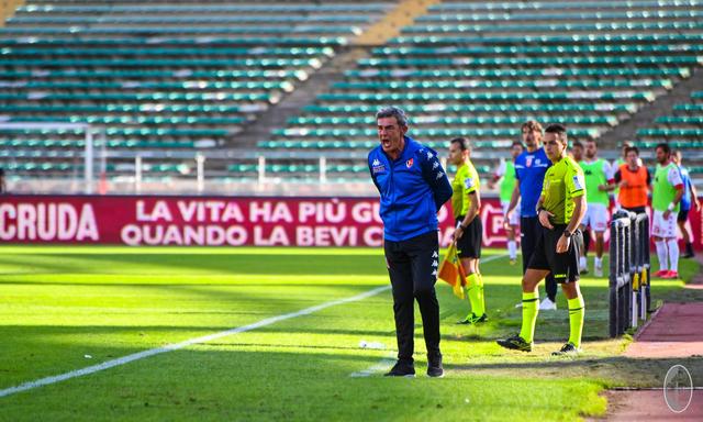 Auteri, allenatore del Bari (Ph. Zimbio)