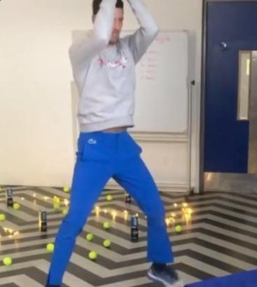 Novak Djokovic (Ph. Twitter)
