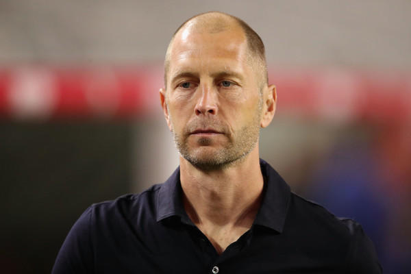 Gregg Berhalter (ct USA) - ph. Zimbio