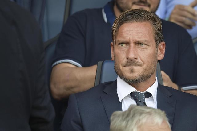 Francesco Totti (Ph. Twitter)