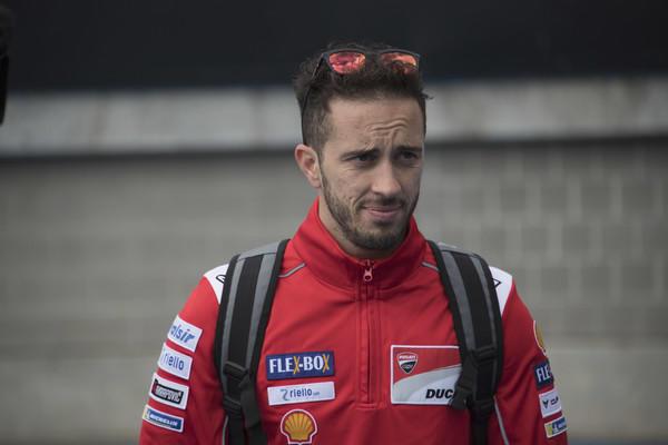 Andrea Dovizioso, Ducati (ph.Zimbio)