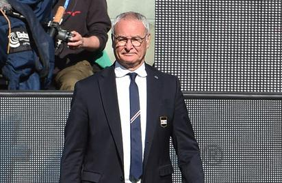 Claudio Ranieri (ph. Zimbio)