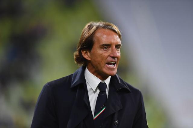 Roberto Mancini (Ph. Twitter)