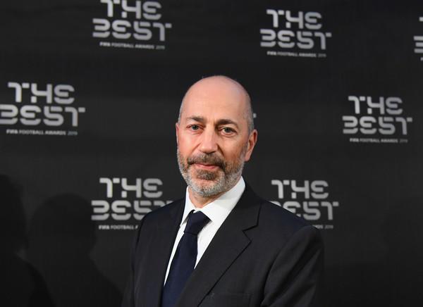 Ivan Gazidis (ph Zimbio)