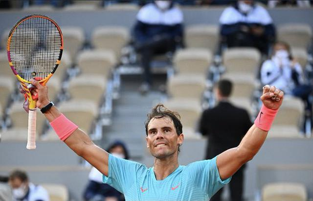 Rafa Nadal (Ph. Twitter)