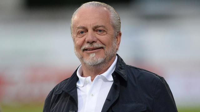 Aurelio De Laurentiis (ph Social)