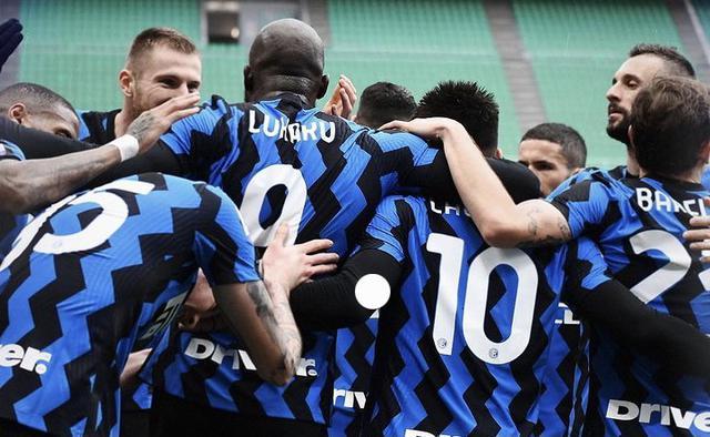 L'Inter piega il Crotone 6-2 nella 15^ di campionato (Profilo social Inter)