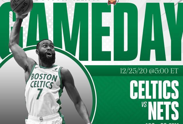 Dove vedere Boston Celtics-Brooklyn Nets, streaming gratis e diretta tv in chiaro Cielo? Natale Nba 2020