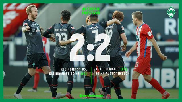 Werder Brema (Ph. Twitter)
