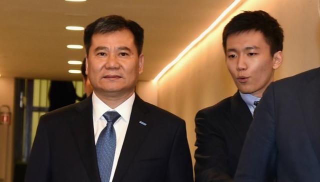 Zhang Jindong e Steven Zhang (Ph. Iotifointer)