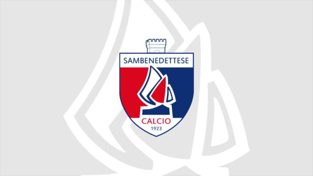 Il logo della Sambenedettese