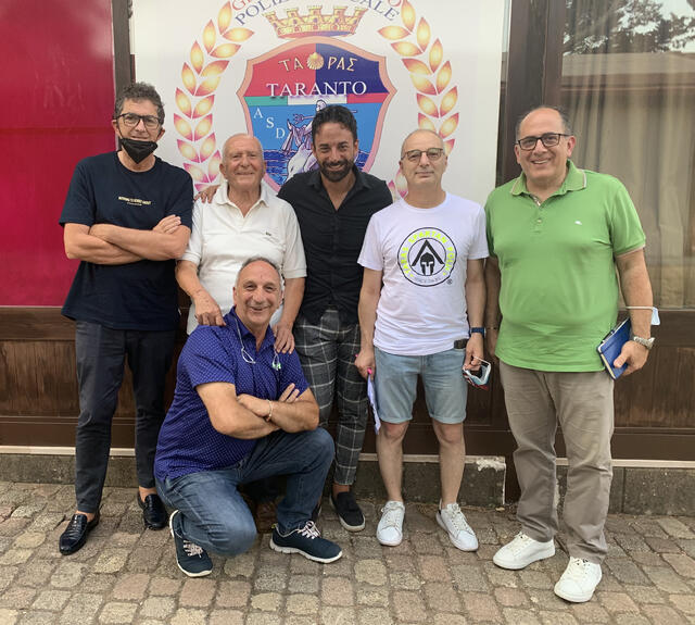La Commissione del Premio Atleta di Taranto - XII edizione