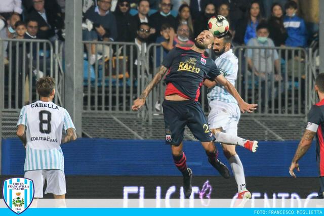 foto MIGLIETTA - dalla pagina Facebook Virtus Francavilla Calcio