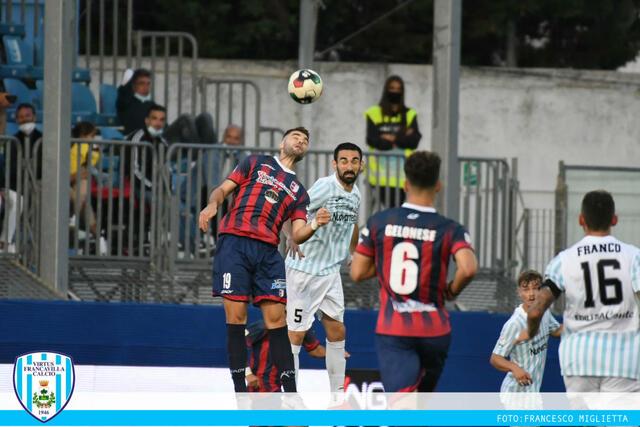 foto Miglietta - Pagina FB Virtus Francavilla Calcio