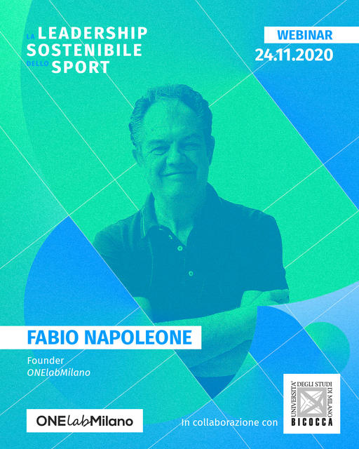 Fabio Giorgio Napoleone - founder ONElabMilano