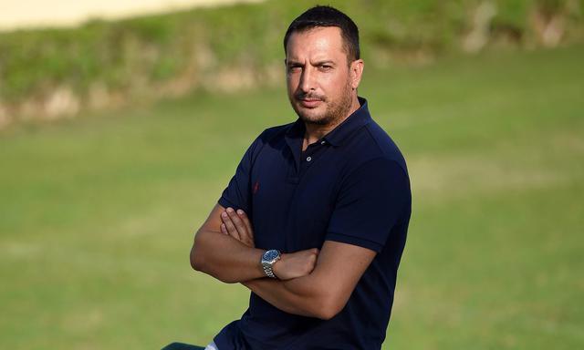 Sando Porchia, l'ex responsabile del settore giovanile di Trapani e Palermo