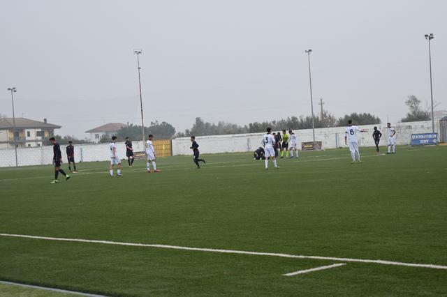 Cosenza-Spezia campo