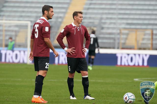 I toscani affronteranno la Reggiana con la maglia del centenario color vinaccia © Empoli FC