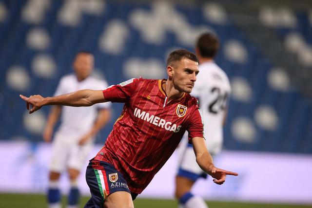 Secondo gol in campionato per Mazzocchi © AC Reggiana
