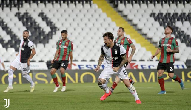 © Juventus FC -  Matteo Brunori, 15 presenze e una rete con la Reggiana tra il 2013 e il 2015