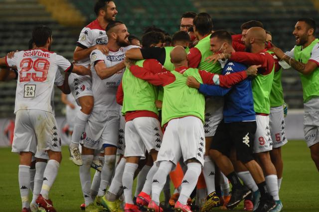 La Reggiana torna in B dopo 21 anni