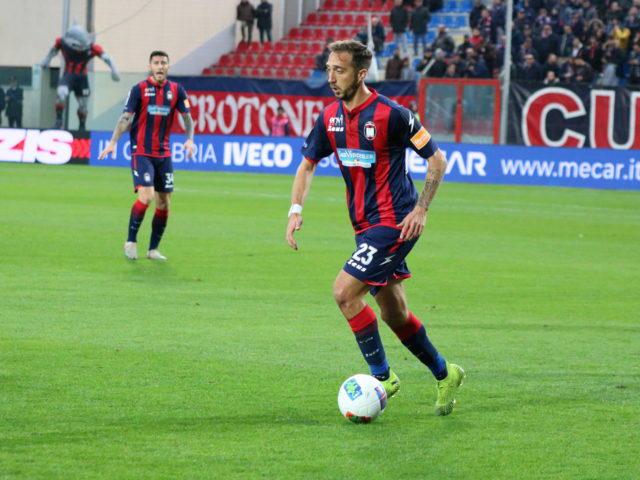 Antonio Mazzotta © FC Crotone