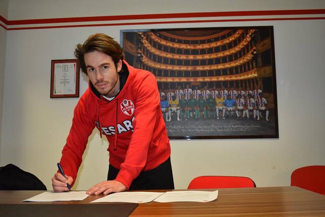 Davide Voltan è pronto a firmare...