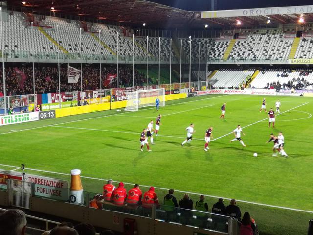 La Regia a Cesena è stata spinta da oltre 1000 tifosi