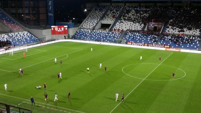La conquista della Serie B per i granata dovrà passare dal campo