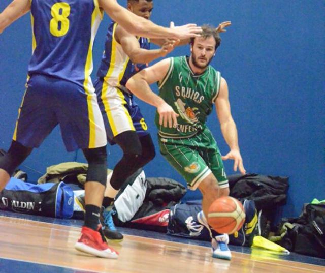 Giorgio Benfenati Settimo Basket
