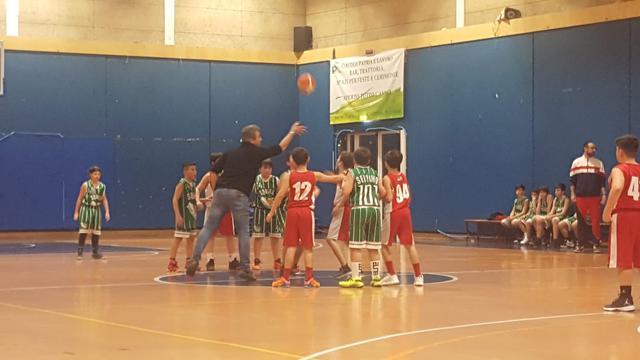 esordienti settimo basket