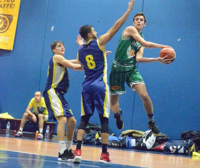 Giulio Seregni Settimo Basket