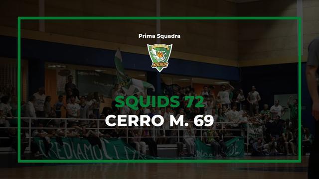 Settimo Basket contro Cerro Maggiore risultato partita