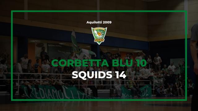 Corbetta blu vs Settimo basket aquilotti