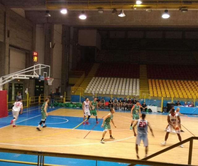Settimo Basket sul campo di Sanmaurense Pavia in serie C Silver