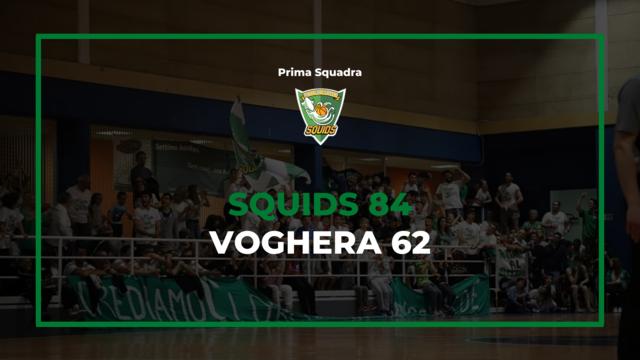 Settimo basket vs Voghera serie c silver