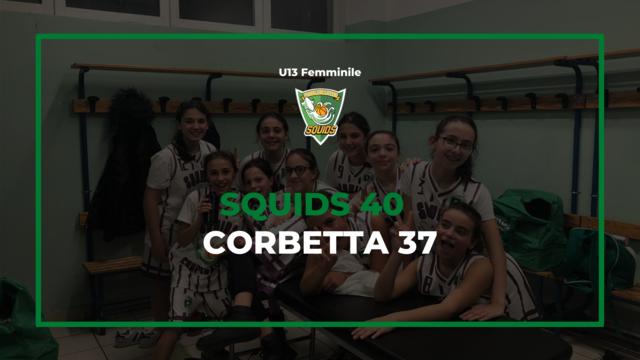 u13 femminile settimo basket
