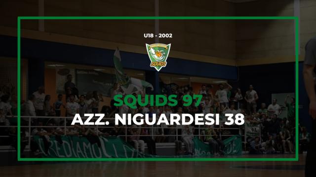 Squids Azzurri Niguardesi U18