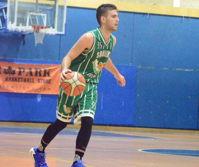Matteo Sorrentino Settimo Basket