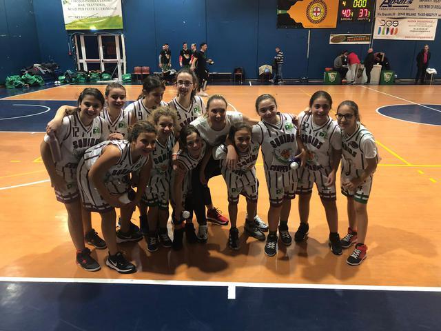 settimo basket femminile