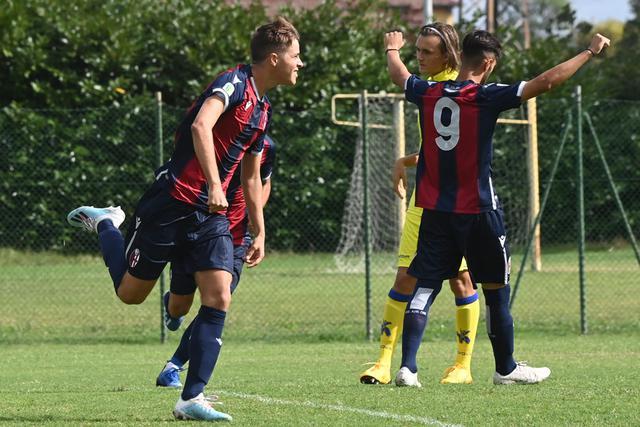 Match impegnativo quello che attende oggi pomeriggio i ragazzi di Zauri (Foto: Bologna FC)