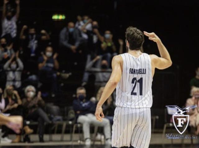 Matteo Fantinelli (Foto Valentino Orsini - Fortitudo Bologna)