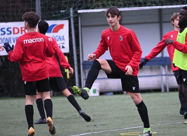 L'Under 15 e l'Under 16 del Bologna sono pronte per tornare in campo (Foto: BolognaFC)