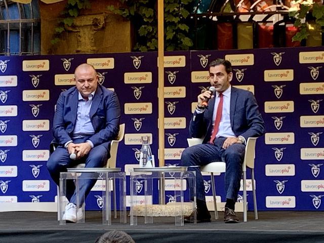 Christian Pavani e Matteo Naldi (Foto Bologna Sport News)
