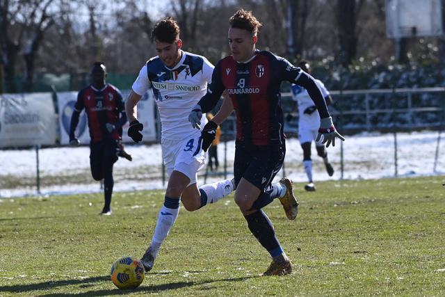 Edoardo Vergani, oggi insufficiente (Foto: Bologna FC)