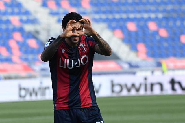 Roberto Soriano (bolognafc.it)